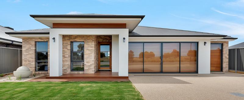 Kennedy Builders display home
